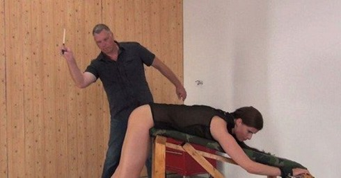 elite-spanking-naughty-ines-spanked